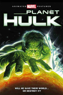 Planet Hulk The Movie
