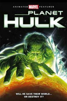 Planet Hulk The Movie