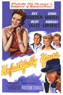Unfaithfully Yours The Movie