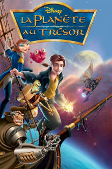 La planète au trésor The Movie