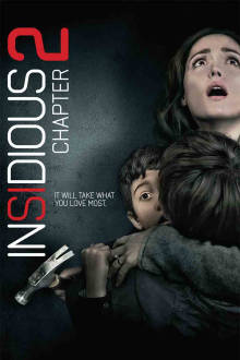 Insidious: Chapter 2 The Movie