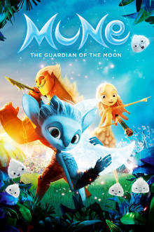 Mune: Guardian of the Moon The Movie