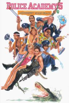 Police Academy 5: Assignment Miami Beach The Movie