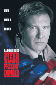 Clear and Present Danger The Movie