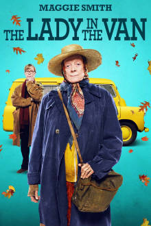 The Lady in the Van The Movie