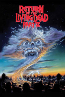 Return of the Living Dead Part II The Movie