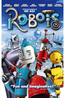 Robots The Movie
