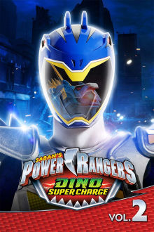 Power Rangers: Dino Super Charge - Vol. 2 The Movie