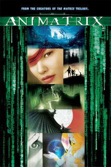 The Animatrix The Movie