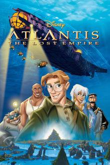 Atlantis: the Lost Empire The Movie