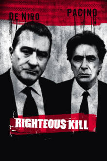 Righteous Kill The Movie