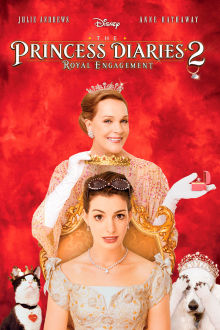 The Princess Diaries 2: Royal Engagement The Movie
