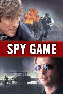 Spy Game The Movie