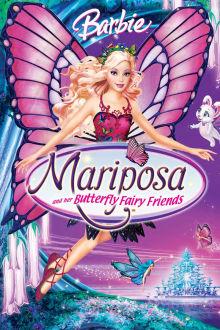 Barbie Mariposa (En Español) The Movie