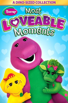 Barney: Most Lovable Moments The Movie