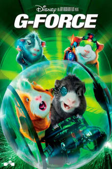 G-Force The Movie