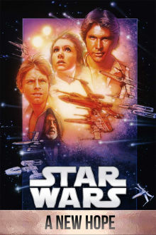 Star Wars: A New Hope The Movie