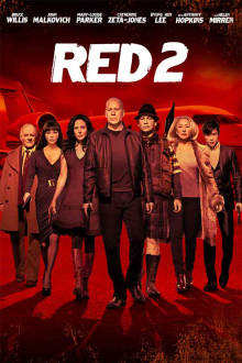 Red 2 The Movie