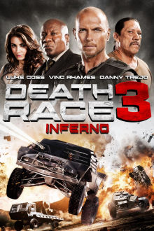 Death Race 3: Inferno The Movie