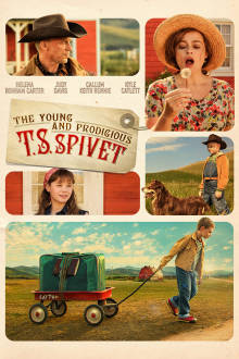 The Young and Prodigious T.S. Spivet The Movie