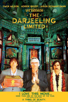 The Darjeeling Limited The Movie