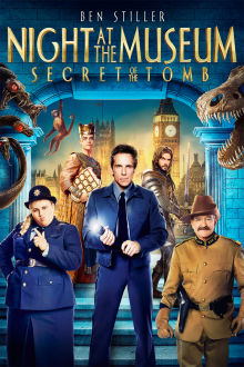 Night at the Museum: Secret of the Tomb The Movie