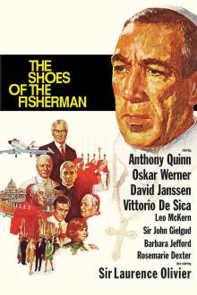 Shoes of the Fisherman The Movie