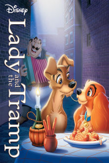 Lady and the Tramp The Movie