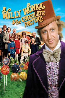 Willy Wonka and the Chocolate Factory The Movie