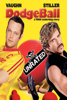 Dodgeball: A True Underdog Story The Movie