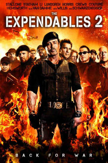 The Expendables 2 The Movie