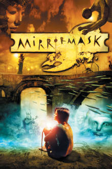 Mirrormask The Movie