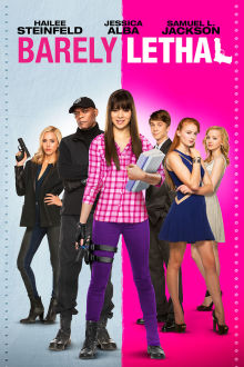 Barely Lethal The Movie