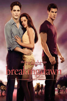 The Twilight Saga: Breaking Dawn - Part One The Movie