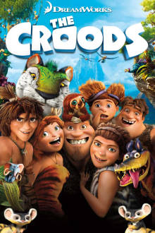 The Croods The Movie