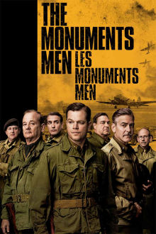 Les Monuments Men The Movie