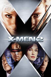 X2: X-Men United The Movie