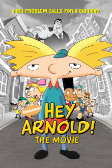 Hey Arnold! The Movie The Movie