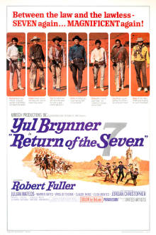 Return of the Seven The Movie