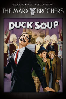 Duck Soup The Movie