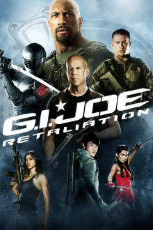 G.I. Joe: Retaliation The Movie