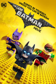 The Lego Batman Movie The Movie