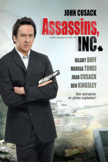 Assassins, Inc The Movie
