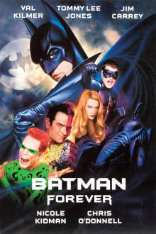 Batman Forever The Movie
