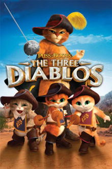 Puss in Boots: The Three Diablos The Movie