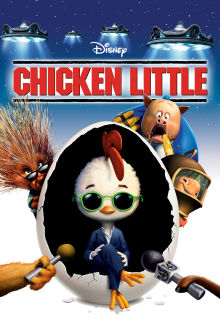 Chicken Little The Movie