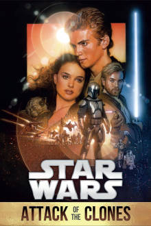 Star Wars: Attack Of The Clones Bundle SD The Movie
