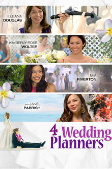 4 Wedding Planners The Movie