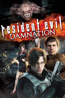 Resident Evil: Damnation The Movie
