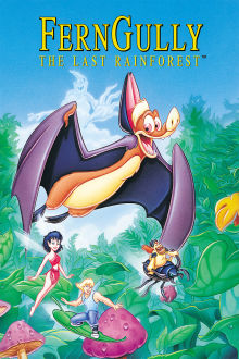 FernGully: The Last Rainforest The Movie